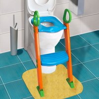 GPCT Portable 3-In-1 Toddler Potty Training Seat with Step Stool