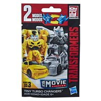 Transformers: Bumblebee -- Tiny Turbo Changers Movie Edition Series 3 Blind Bag