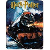 "Warner Bros.' Harry Potter ""To Hogwarts"" 46"" x 60"" Micro Raschel Throw"