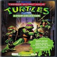 4 Film Favorites: Teenage Mutant Ninja Turtles (DVD)
