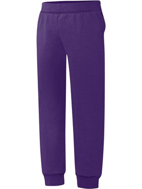 Girls' Fleece Jogger Sweatpant
