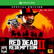Red Dead Redemption 2 Special Edition, Rockstar Games, Xbox One, 710425590443