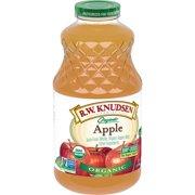 R.W. Knudsen Family Organic Apple Juice, 32 Fl. Oz.