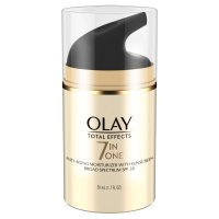 Olay Total Effects 7-in-1 Anti-Aging Face Moisturizer SPF 30, 1.7 fl oz