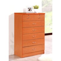 Hodedah Imports 7 Drawer Chest