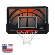 Lifetime Basketball Backboard and Rim Combo (44-Inch Impact), 90703
