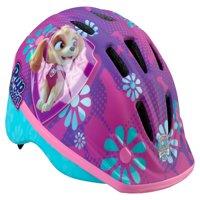 PAW Patrol Skye Toddler Bike Helmet, Ages 2-5, Purple/Pink