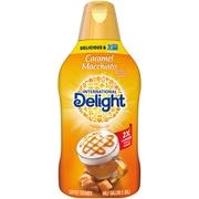 International Delight Caramel Macchiato Coffee Creamer, Half Gallon
