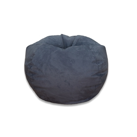 Large Microsuede Bean Bag, Available in Multiple Colors (Dog Bean Bag)