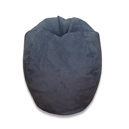 - Large Microsuede Bean Bag, Available in Multiple Colors