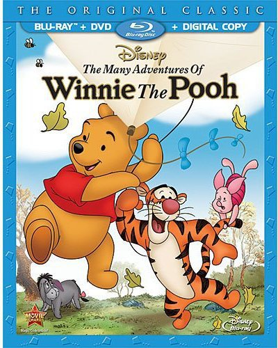 The Many Adventures Of Winnie The Pooh (The Original Classic) (Blu-ray + DVD + Digital Copy)](List Of Disney Channel Original Movies Halloween)