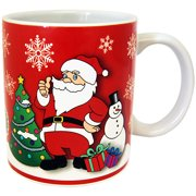 Christmas Coffee Mugs.Holiday Mugs