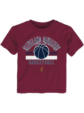 Toddler Wine Cleveland Cavaliers NBA T-Shirt