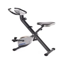 Stamina Cardio Folding Exercise Bike with Padded Seat