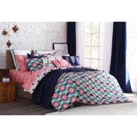 Clairebella Navajo 2/3 Piece Reversible Comforter Bedding Set, Shams Included