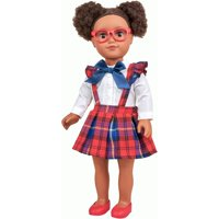 "My Life As 18"" Poseable School Girl Doll, African American"