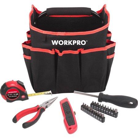 Work Pro 25-Piece Tool Set