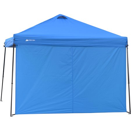 Canape Cutters - Ozark Trail Sun Wall for 10' x 10' Straight Leg Canopy / Gazebo (Accessory Only)