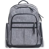 Baby Boom Cross Hatch Backpack Diaper Bag