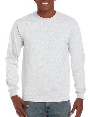 Gildan Mens Classic Long Sleeve T-Shirt