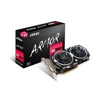 MSI RX 570 ARMOR 8G OC - R570AR8C Gaming Bundle Included