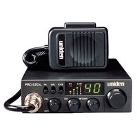Uniden Compact Mobile CB Radio with PA
