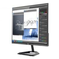Sceptre 24 Inch Ultra Thin Ultra Slim 1080P 75Hz LED Monitor HDMI VGA, Metal Black (E248W-1920R)