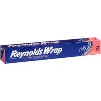 (2 Pack) Reynolds Wrap Heavy Strength Aluminum Foil, 75 Sq Ft