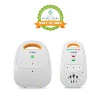 VTech DM111, Digital Audio Baby Monitor, DECT 6.0, Belt Clip