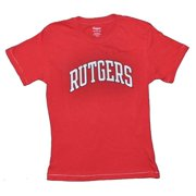 1dffa354b Rutgers Scarlet Knights T-shirt - Ladies By League - Vintage Red
