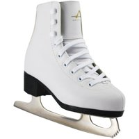 American Athletic Girls' Tricot-Lined Ice Skates