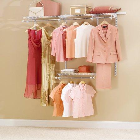 Rubbermaid Configurations Closet Kits, 3-6 ft.,