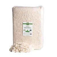 Small Pet Select JMWB Unbleached White Paper Bedding, 178 L