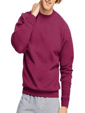 Big Men's Ecosmart Medium Weight Fleece Crew Neck Sweatshirt