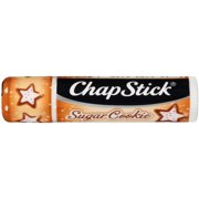 ChapStick Holiday Limited Edition (Sugar Cookie Flavor, 1 Stick) Seasonal Flavored Lip Balm Tube, 0.15 Ounce