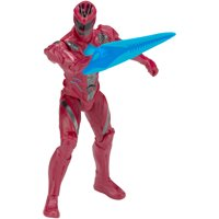 "Mighty Morphin Power Rangers Movie 5"" Red Ranger Action Hero"