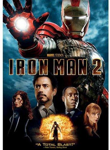 2 Main Tube - Iron Man 2 (DVD)
