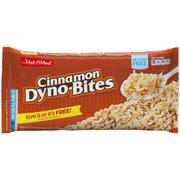 Malt-O-Meal Cinnamon Dyno-Bites Gluten Free Cereal 40 oz Bag