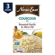 Near East Couscous Mix, Roasted Garlic & Olive Oil, 5.8 oz Box