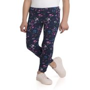 Printed Pull-On Jegging (Little Girls & Big Girls)