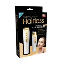 Hairless By NuBrilliance - The Ultimate Hair Remover – As Seen on TV! Gold