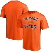 d6ed7e1e Chicago Bears NFL Pro Line by Fanatics Branded Victory Arch T-Shirt - Orange