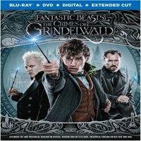 Fantastic Beasts: The Crimes of Grindelwald (Blu-ray + DVD + Digital Copy)