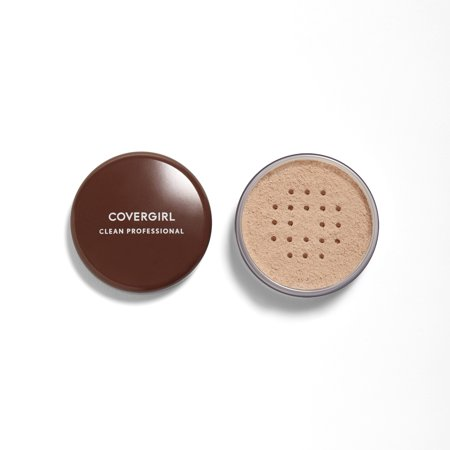 COVERGIRL Clean Professional Loose Powder, 110 Translucent Light