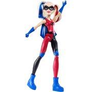 "DC Super Hero Girls 12"" Training Action Figure Harley Quinn"