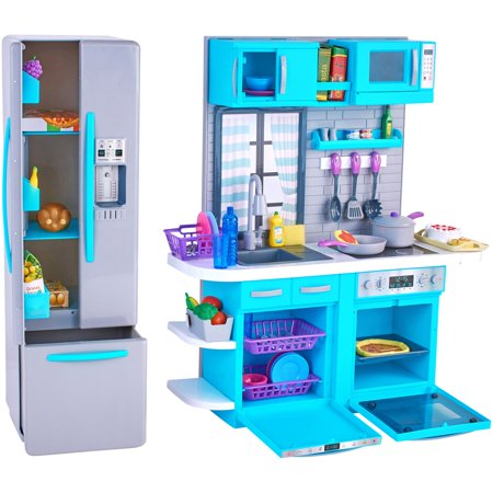 My Life As Kitchen Play Set, Multiple Assorted Colored Pieces for Ages 5 and Up