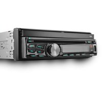 """XO Vision X358 7"""" Single-din In-dash DVD Receiver With Bluetooth"""