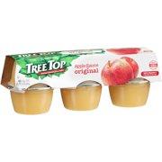 Tree Top® Original Apple Sauce 6-4 oz. Cups