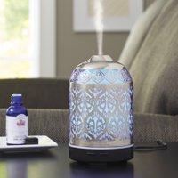 Better Homes & Gardens 100 mL Delicate Filigree Essential Oil Diffuser
