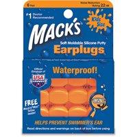 Mack's Pillow Soft Ear Plugs - Kid Size